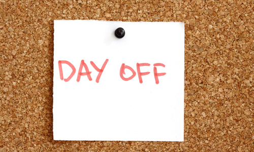 3-day-off