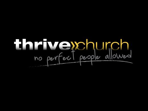 thrive no perfect people