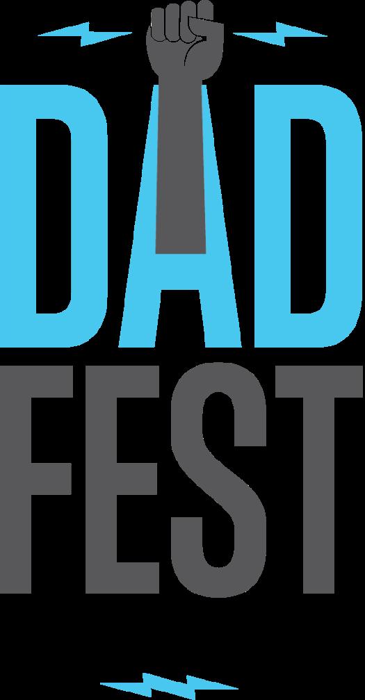 Dad Fest 2013 Car & Bike Ribbon