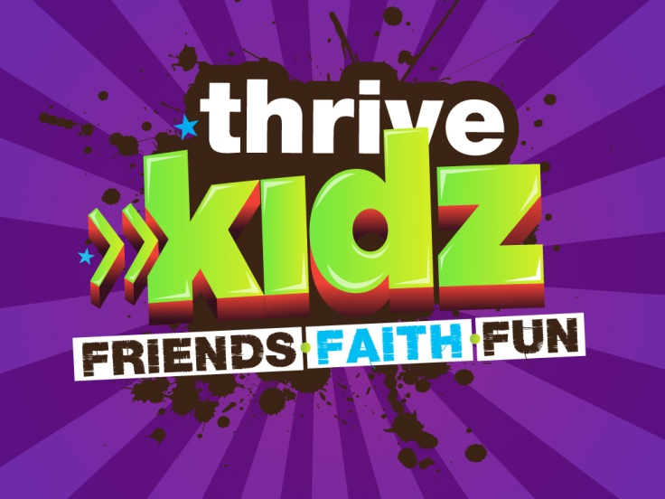 Thrive Kidz Slide