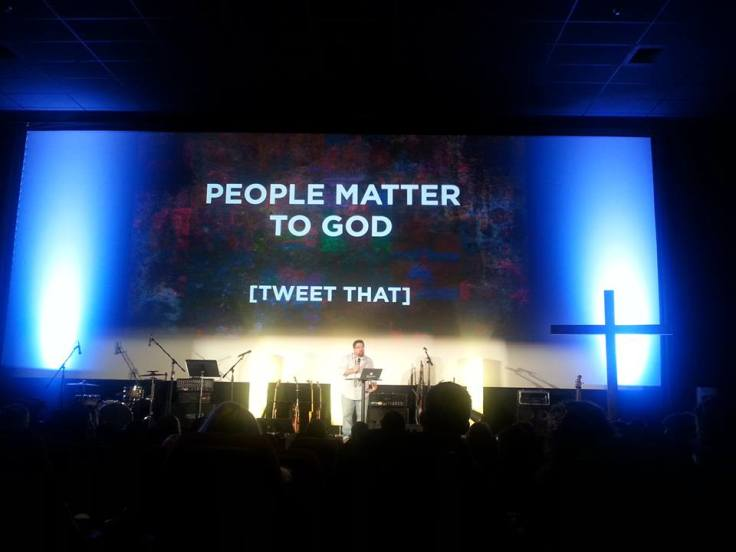 more people matter to God