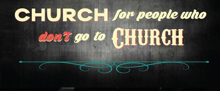 church for no church