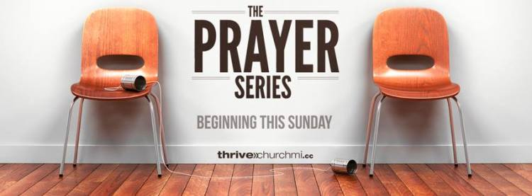 the prayer series